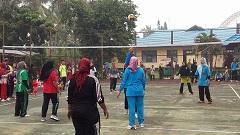 Olahraga Rutin PN Bengkalis, Jumat Tanggal 18 Maret 2016