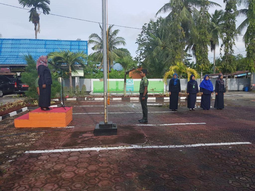 UPACARA MEMPERINGATI HARI PAHLAWAN KE-72 TAHUN 2017