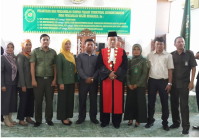 Pelantikan Pejabat Struktural Tanggal 23 Desember 2015